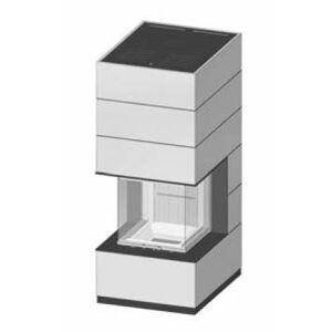 Krbová souprava Spartherm SIM Arte-U-50h-4S přírodní beton 1/3